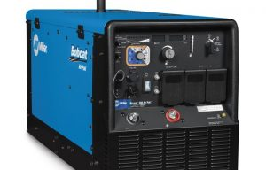 Miller Introduces Updated Gas Model of Bobcat 200 Air Pak Power System