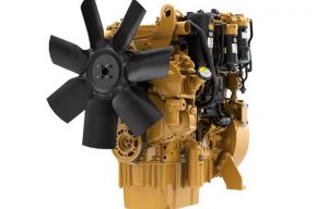 Check Out Caterpillar's EU Stage V Engine Range, Shown at bauma 2019