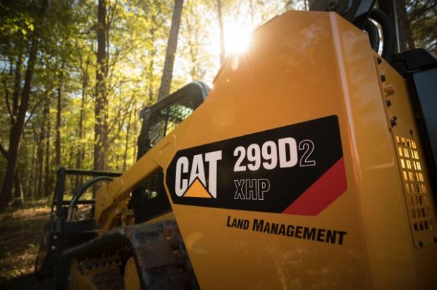 Take a Look at Cat's New 299D2 XHP Land Management Compact Track Loader