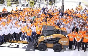 Case Celebrates 50 Years of Skid Steer Manufacturing