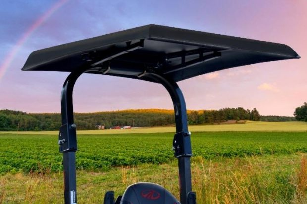 Throwing Shade: Curtis Industries Announces Universal Aluminum ROPS-Mount Canopy
