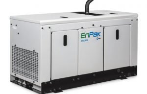 Miller Introduces Gas Model of EnPak A30GBW Power System for Work Trucks