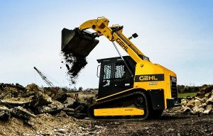 Gehl Introduces One of the Largest Radial Track Loaders