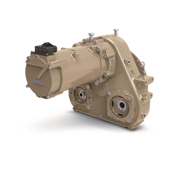 GeneratorHydraulic pump drive 2