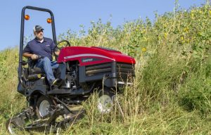Look at This Impressive Redesigned Harper ATM72 Slope Mower