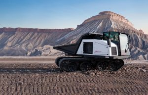Prinoth Launches the PANTHER T7R at bauma