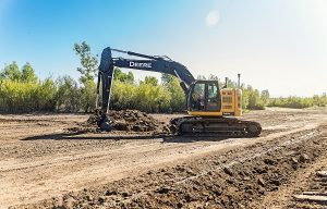 Topcon Introduces Automatic Excavator System Featuring Fingertip Control at bauma