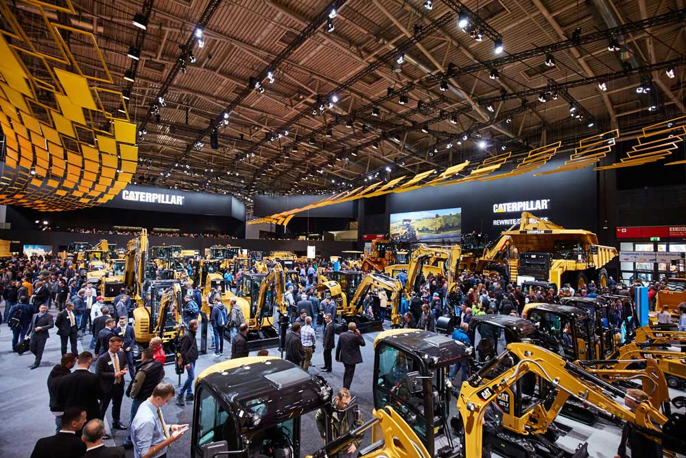 bauma in Photos: Here's What the Biggest Construction Tradeshow in the World Looked Like