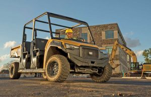 UTV Showcase: Here Are Some of the Coolest Commercial Utility Vehicles on the Market
