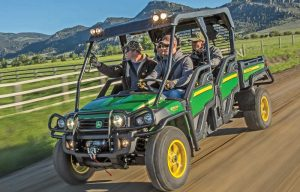 The Gang's All Here: Gather Your Crew and Get Rolling  in a Multi-Row UTV