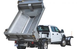 Buyers Products Unveils New SaltDogg Medium-Duty MDS Combination Dump Spreader