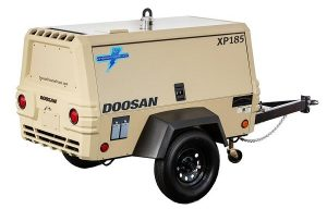 Doosan Portable Power Expands Small Air Compressor Product Line with High-Pressure XP185 Model