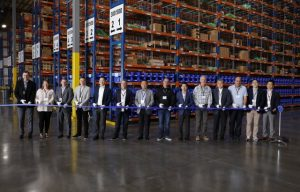 Doosan Infracore North America Holds Ribbon-Cutting Ceremony at New Parts Distribution Center Near Seattle
