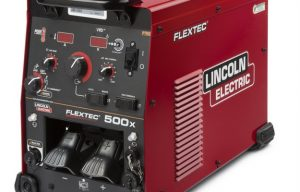 Lincoln Electric Focuses on Performance with New Flextec 500X Multi-Process Welder