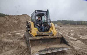 Editor at Large: Visiting ASV in Grand Rapids, Minn., to Test Operate the New VT-70 High Output Track Loader and more (Photo Gallery)