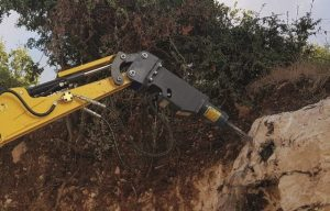 Kinshofer Introduces KSB-Series of Excavator Breakers