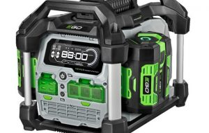 EGO Introduces Cordless 3,000-Watt Power Station perfect for Power Outages, Jobsites, Camping and More