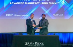 ORNL and Lincoln Electric to advance large-scale metal additive manufacturing technology