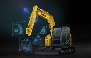 Kobelco Introduces Next Generation SK75SR-7 and SK85CS-7 Excavators