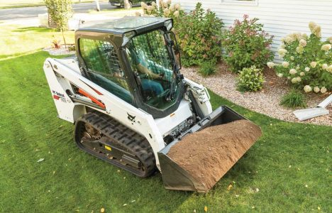 The Most Compact Track Loaders: ASV, Gehl, Bobcat and Kubota See Potential in th...