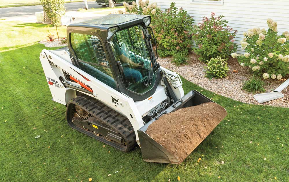 The Most Compact Track Loaders: ASV, Gehl, Bobcat and Kubota See