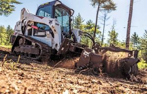 Smooth Operator: Looking at Control Options and Technologies to Make Compact Track Loader Operation Easier