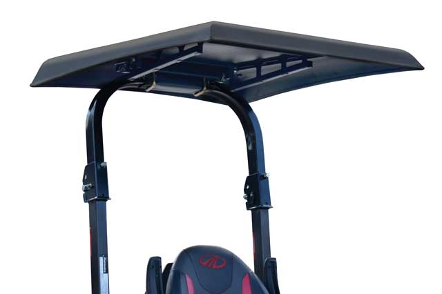 Curtis Industries Introduces ROPS-Mount Canopy