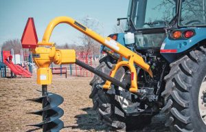 PTO Augers: Let's Learn About Power Take-Off Auger Systems for Utility Tractors