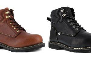 Iron Age Footwear Expands Line of Groundbreaker Met Guard Boots