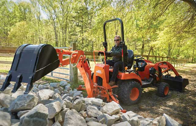 Tractor Implements: Cool New Attachments for Your Compact Utility