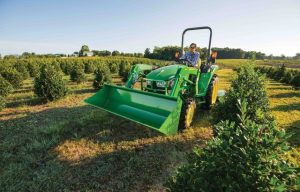 John Deere Launches New Economy-Focused 3D Series Compact Utility Tractors. Enjoy Our Photo Gallery