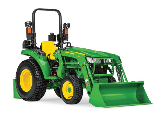 John Deere Launches New Economy-Focused 3D Series Compact