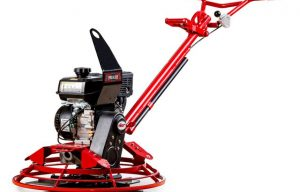 Let's Take a Look-See at Allen's New PRO430E Walk-Behind Trowel