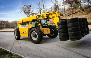 Manitou North America Continues 30-Year Partnership with Road America, Providing Track Support