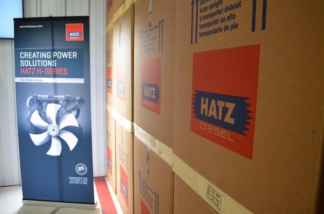 hatz diesel boxes
