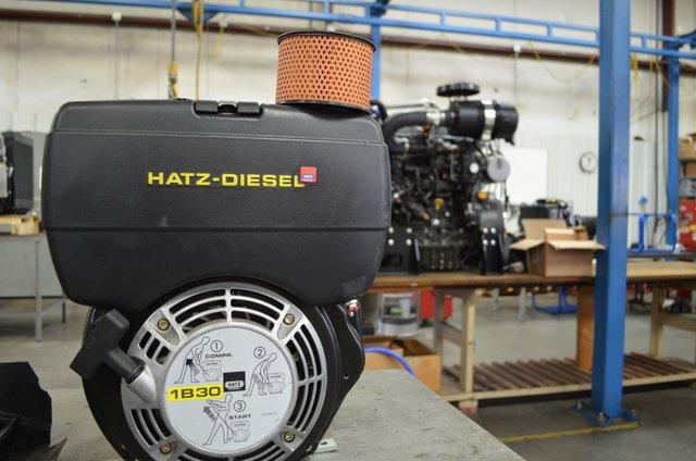 hatz diesel 14