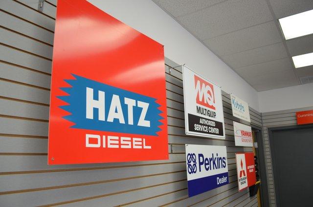 hatz sign