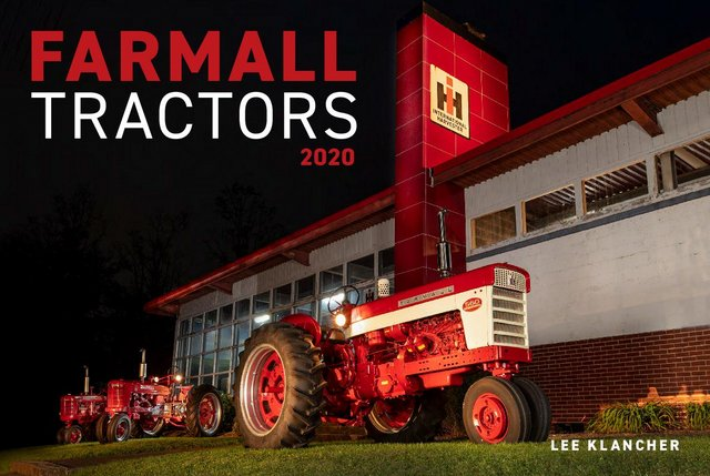 Farmall 2020 Cover Calendar Cover