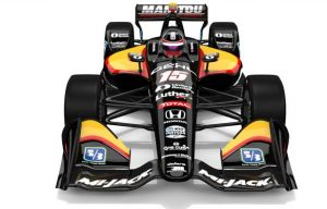 Gehl to be Primary Sponsor of Graham Rahal's No. 15 Car at Road America Race