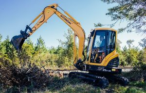 Hyundai Construction Equipment Americas Earns Sourcewell Compact Equipment Contract