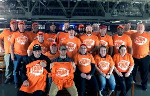 JLG Celebrates Latest 'Crews Across America' Winner, Erie Events in Pennsylvania