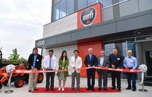 KIOTI Canada Hosts Ribbon Cutting Ceremony