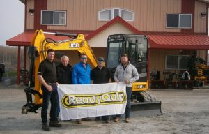 JCB Dealer Network Expands in Canada with Ontario's ReadyQuip JCB