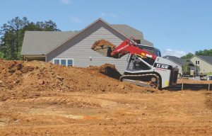 Takeuchi Names New Dealer