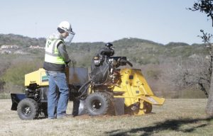 Here's the Skinny on the New Vermeer SC382 Stump Cutter