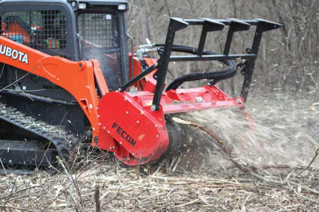 Fecon Brush Cutter