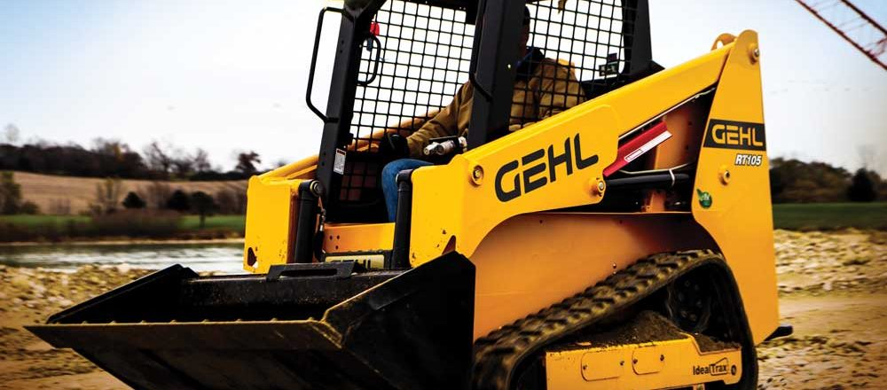 Gehl RT105 Compact Track Loader