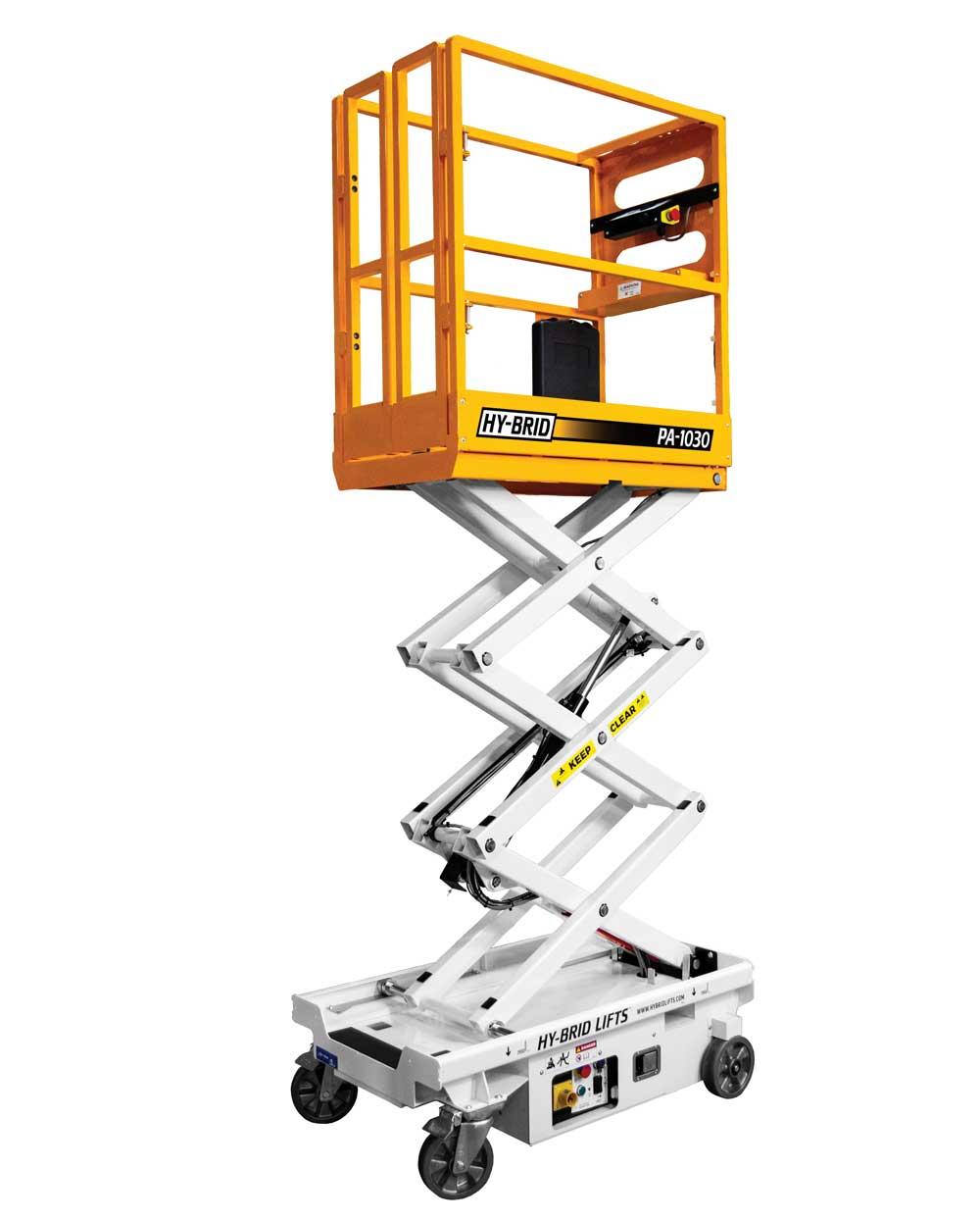 hy-brid lift by Custom Equipment