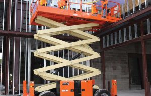 Scissor Kick: Let's Look at the  Latest Units and Technologies in the Rough Terrain  Scissor Lift Market