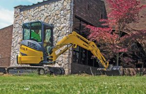 For Rent: Tips for Finding the Perfect Mini Excavator on the Rental Lot